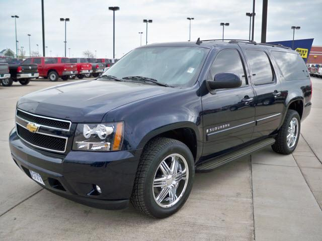 2009 chevrolet suburban lt for sale norman ok 5 3l 8. Black Bedroom Furniture Sets. Home Design Ideas