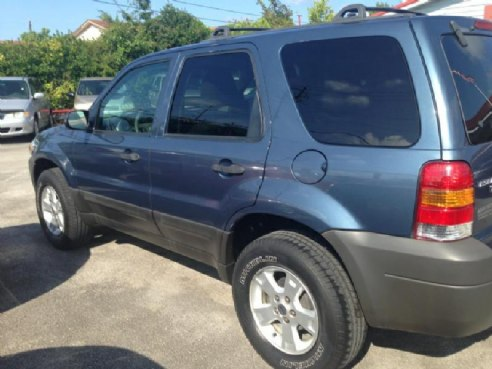2005 ford escape xlt for sale moody al 3 0l 6 cylinder blue www. Cars Review. Best American Auto & Cars Review