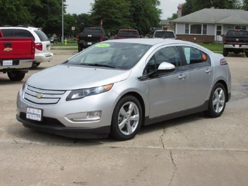 2014 Chevrolet Volt For Sale Pella Ia 1 4l 4 Cylinder